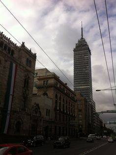 Torre Latinoamericana, Cd. de México