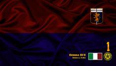 Genoa CFC - Veja mais Wallpapers e baixe de graça em nosso Blog http://soccerflags.blogspot.com.br