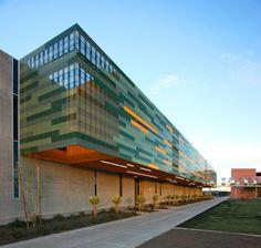 Chandler Gilbert Community College Ironwood Hall / Architekton