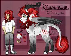 Razor Blitz .:Ref:. by XKSilver