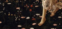 A discussion of the diversity of plants painted in Botticelli's La Primavera