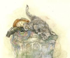 Изумительные иллюстрации Екатерины Бородачевой  http://www.inspireme.ru/post/67091