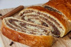 nut strudel - The nut strudel or my mom also affectionately called Huamwehstrudl (Burgenland for homesick strudel - Cookie Desserts, Cookie Recipes, Dessert Recipes, Veggie Pasta Recipes, Chicken Cake, Austrian Recipes, German Recipes, Hot Dog Recipes, Dog Cakes