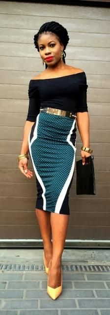 Best African Print Dress Designs 2014 // YES YES YES!