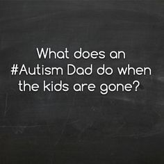What does an #Autism Dad do when the kids are gone? http://www.theautismdad.com/2016/02/06/what-does-an-autism-dad-do-when-the-kids-are-gone/  PLEASE LIKE AND SHARE   #Autism #Family #SPD #SpecialNeedsParenting #Aspergers #Parenting #Sensory #ADHD #Awareness #AutsimAwareness #RobGorski #TheAutismDad #AutismDad #Divorce #SingleParenting #AutismParenting