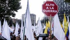 Conozca los cierres viales que se realizarán por las marchas por la paz - Caracol Radio