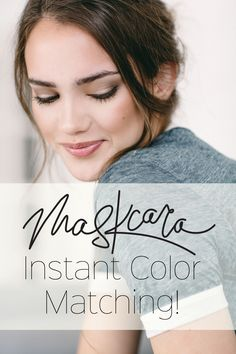 Get instantly color matched for Maskcara Beauty products! Don't wait for an Artist to get back to you, Order Today! Beauty Hacks Skincare, Maskcara Beauty, Beauty Products, Natural Makeup For Teens, Best Natural Makeup, Morning Beauty Routine, Beauty Routines, Old Makeup, Beauty Makeup