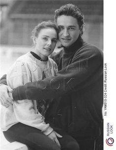 ✿In Memory ‿✿ Ekaterina Gordeeva and Sergei Grinkov