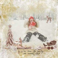 Winter Woodland -Bundle by Booland Designs