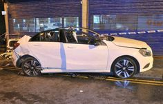 This Is Bradford - Local News Blog: Three men cut free from parked Mercedes after drink-driver smashed into it, court told