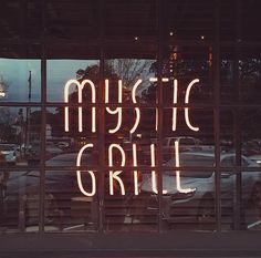 Mystic Grill in Covington, Georgia || Covington is where Mystic Falls, Virginia in The Vampire Diaries was filmed