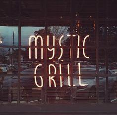 Mystic Grill in Covington, Georgia AKA Mystic Falls, Virginia in The Vampire Diaries