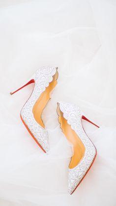Dream Wedding Shoes - by Louboutin Wedding Shoes, Real Weddings, Bags, Bhs Wedding Shoes, Handbags, Wedding Boots, Taschen, Bridal Shoe, Purse