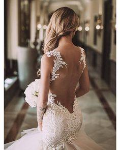 "23.7k Likes, 285 Comments - Galia Lahav (@galialahav) on Instagram: ""Congrats to @babyatoutprix on her wedding. This is some breathtaking beauty!"""