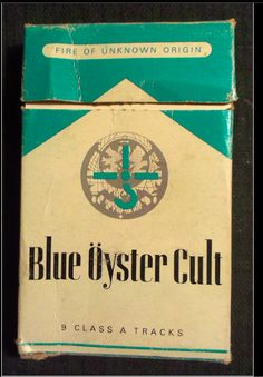 Blue Oyster Cult ***