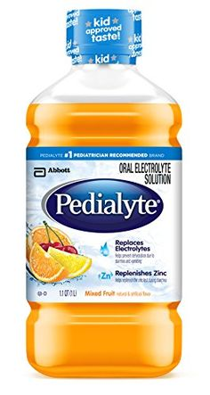 Pedialyte is for infants and children, and helps prevent dehydration by replenishing vital minerals lost during diarrhea and vomiting caused by upset bellies. However, the brand can be expensive. This…