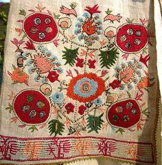 Ottoman towel