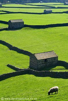 Gunnerside, Swaiedale, Yorkshire Dales, England