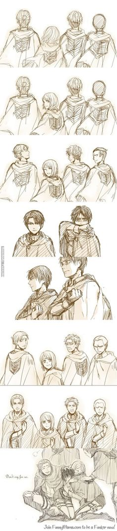 Shingeki no Kyojin. Attack on Titan.