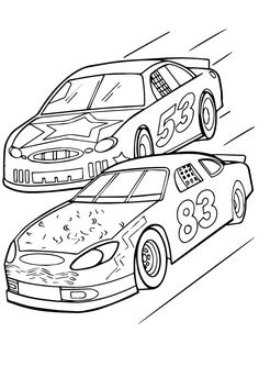 coloring book pages cars Google Search Inking Coloring Book