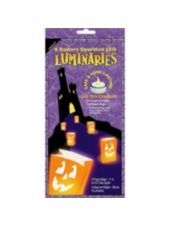LED Halloween Luminaries - Party City Halloween Party On