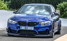 AC Schnitzer BMW M3 F80 ACS3 Sport Conversion Kit