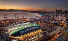 Centurylink Stadium - Port of Seattle