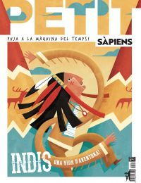 Albert Pinilla - Cover and illustrations for the magazine Petit sàpiens All Locations, Magazine, Pets, Pin Boards, Gallery, Cover, Projects, Movie Posters, Barcelona