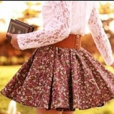 Famosas apostam nas saias rodadas   Saiba como usar!