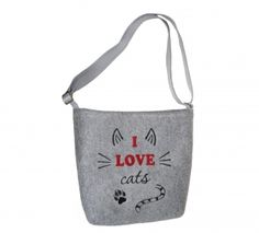 Dámská kabelka přes rameno Cats MarkModern Reusable Tote Bags, Design, Tatoo