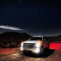 The powerful presence of #Cadillac #Escalade captured by @KingstonPhoto.