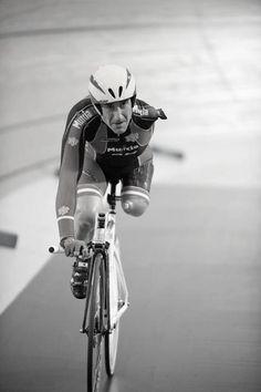 #bike_rider with #no_left_limbs