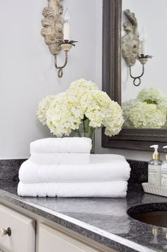 Guest Ready – Bed and Bath Basics for Guest Rooms