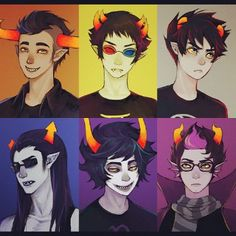 Who Is Your Best Match? ~Homestuck Beta Trolls~BONUS! Includes what they think - Quiz