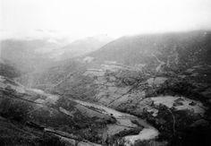 O val do Navia en Negueira de Muñiz. Arquivo Ebeling nº 397.