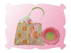 Dolly Diaper Bag - DigiStitches