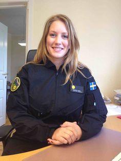 Meet Josefin, our new crew member. Trainee på Spaceport Sweden