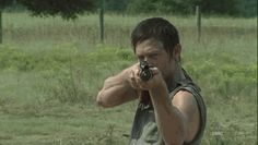 Occasionally he shoots a gun of awesome through our heads, and that is also super-hot.