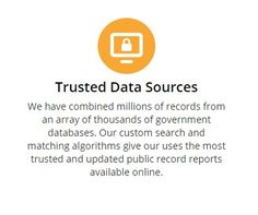 Info Finds-The best public data search online home.