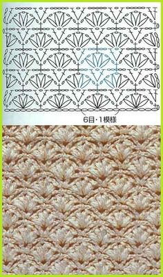 FREE Honeycomb Stitch Crochet Pattern - intheloopcrafts.blogspot.com