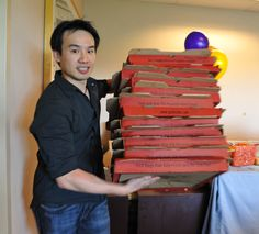 Community Events at our Pizza Stores