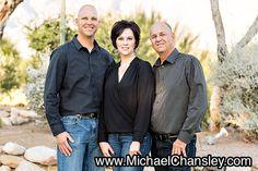 Fun family portrait photo ideas at The Westin La Paloma Resort & Spa in Tucson AZ Arizona taken by Michael Chansley Photography   Kids teenagers parents couples teens baby grass desert mountains sunset Catalina Basin