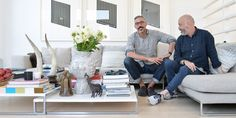 TRNK visits the home of Unionmade founders Todd Barket & Carl Chiara.