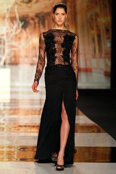Vestidos de novia de Yolan Cris 2014 - propuesta super audaz