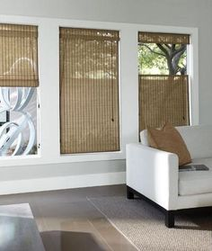 Top down bottom up best blinds for sunrooms shades for Natural woven flat fold shades