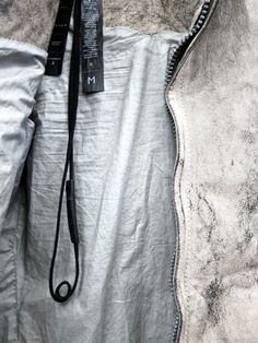 ///Boris Bidjan Saberi - Distressed Buffalo Leather