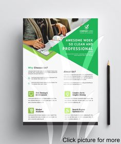 Business Flyer Templates Free New Professional Business Flyer Design Template Catalog Graphic Design Flyer, Design Poster, Graphic Design Templates, Print Templates, Brochure Design, Templates Free, Poster Sport, Poster Cars, Poster Retro