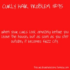 curly hair problem #95