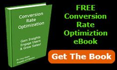 Get our free e-book on conversion rate optimization