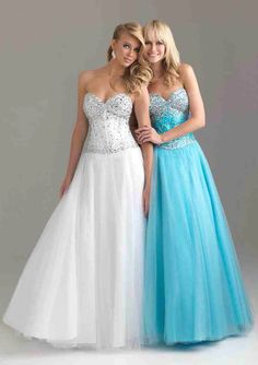 079f32a16e5 I love this best friend matching prom dresses Homecoming Dresses